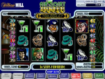 Gin Joint Jackpot Slots - Review and Free Online Game