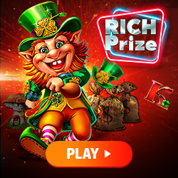 New Online Casino - Rich Prize